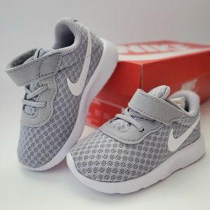Nike Tanjun Shoes Toddler Gray